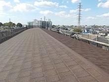 ハイツ福 屋根葺き替え工事