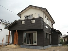 S様邸 新築注文戸建住宅憧れのレトロモダンスタイルの家