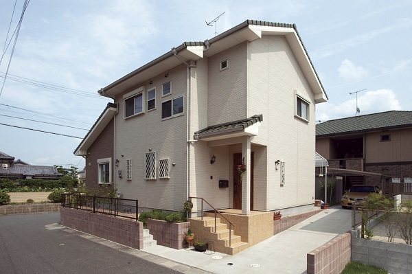T様邸 新築注文住宅家族の健康を願う安心の家
