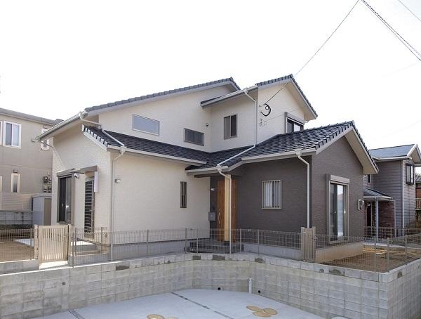 U様邸 新築注文住宅自然素材にこだわる家