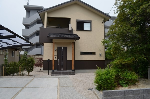 S様邸 新築注文住宅趣があり暮らしやすい家