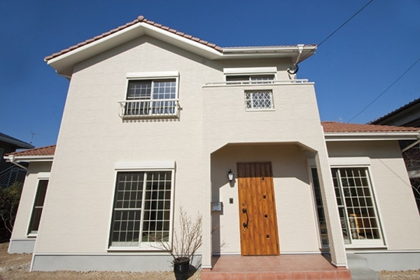 I様邸 新築注文住宅開放的で居心地の良い家